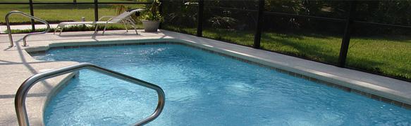 Ejemplo de un buen mantenimiento de piscinas