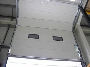 Puertas seccionales, tu mejor opción para la puerta automática del garaje