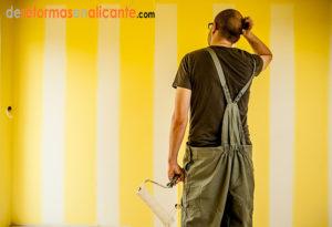 Cómo elegir al pintor profesional adecuado